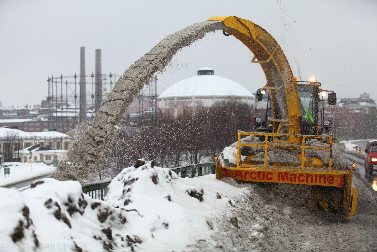 Томичей возмутил аукцион мэрии на покупку оборудования для уборки снега за 8,3 млн